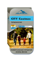 Термоноски City Coolmax Alpika (-10С) 12024