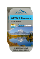 Термоноски Active Coolmax Alpika (-15С) 12020