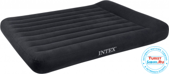 Надувной матрас Intex 66769 Pillow Rest Classic 152х203х30см 11368